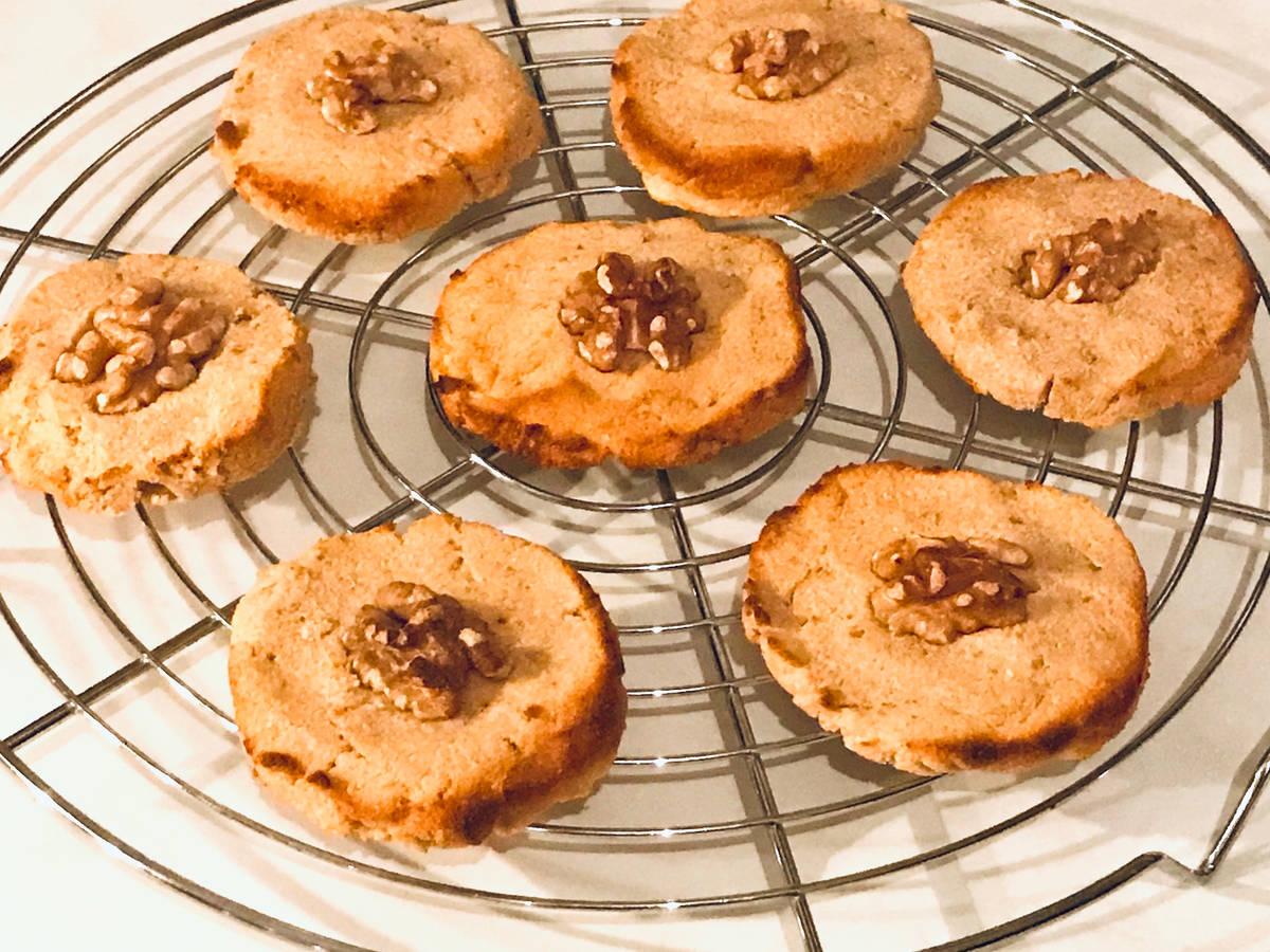 Bananen Erdnuss Softcookies (vegan)🌱