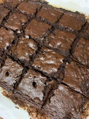 Oat Brownies