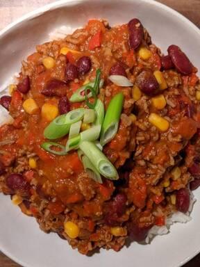 Easy Chili con Carne
