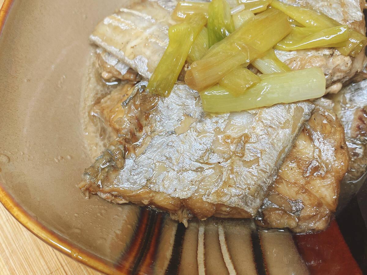 Hairtail Stew炖刀鱼