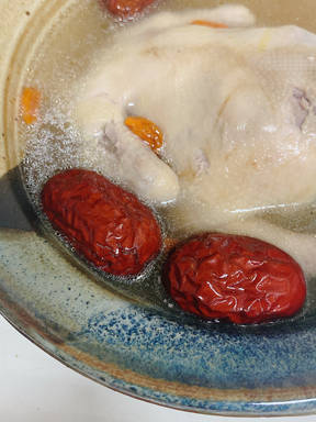 Broiler Chicken Soup童子鸡汤