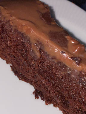 soft and perfect - chocolate cake