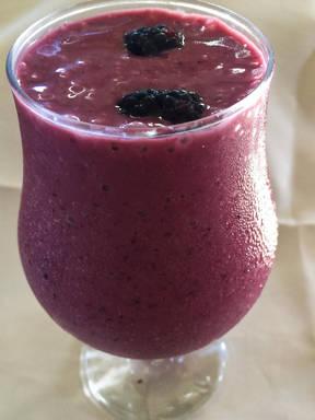 Berry Burst Smoothie