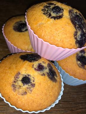 🧁 Blueberry muffins 🧁