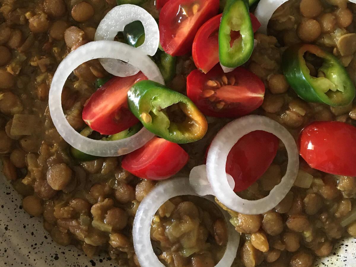 Adasi/Persian Lentil Stew