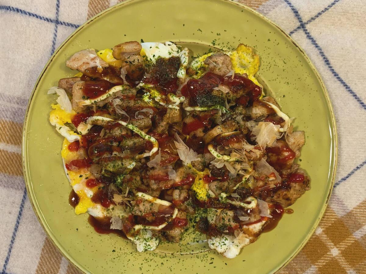 10-Minute Easy Japanese Tonpeiyaki Recipe