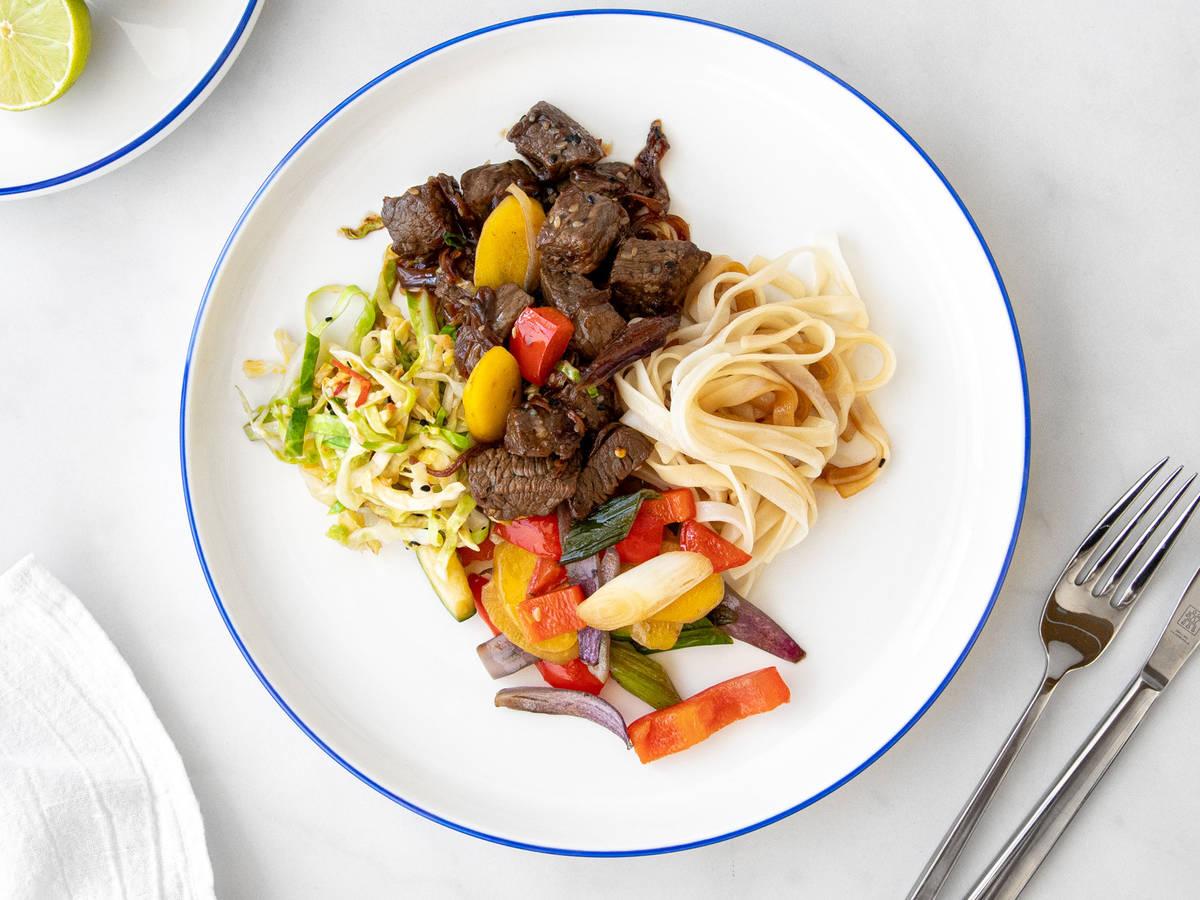 Korean Beef BBQ