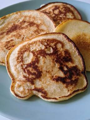Fluffige Pancakes Asia-Style