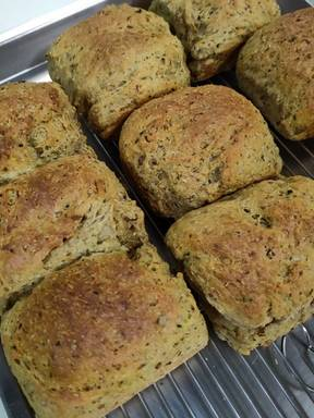 低碳麵包(Bob's預拌粉)