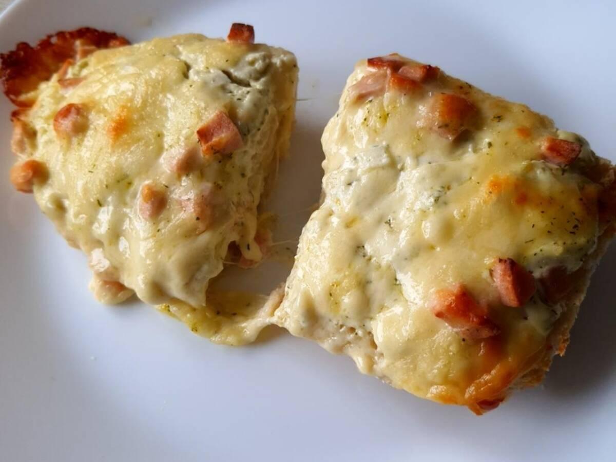 Julias Baguette Pizza