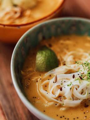 Chicken Curry Thai Noodles