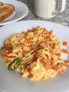 """""""Better"""" Scrambled Eggs"""