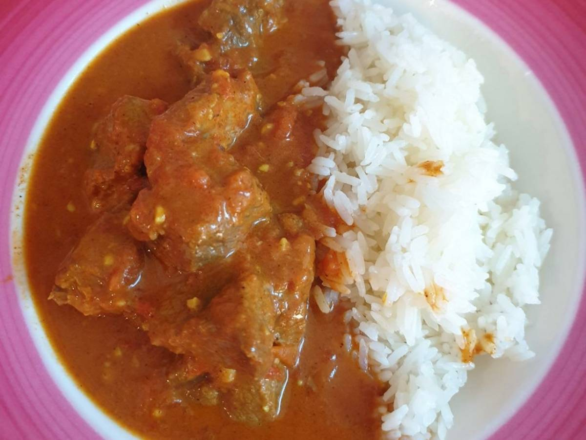 Butter Chicken / Lamb (Instant Pot)
