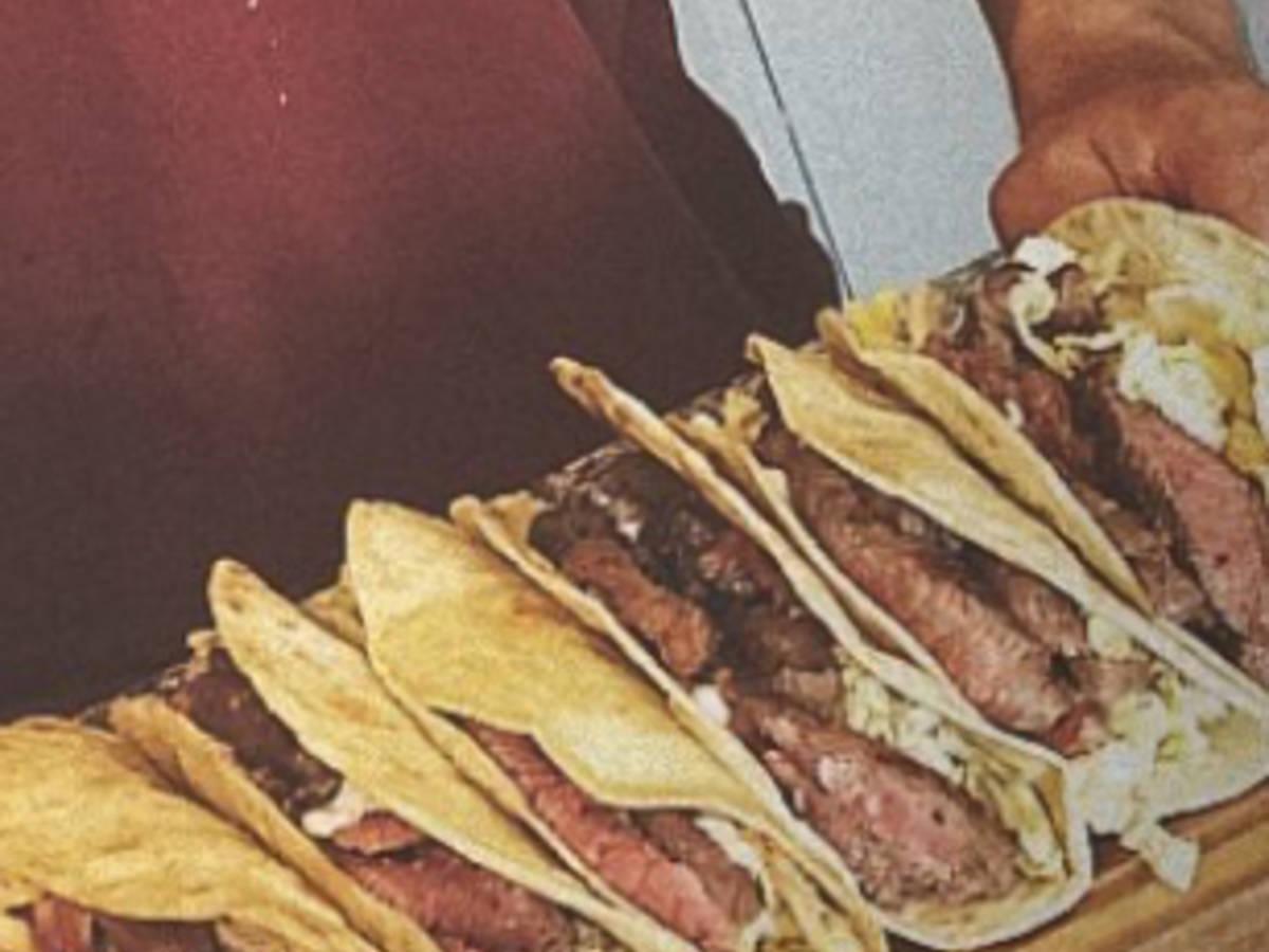 Wasabi Tacos