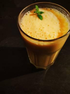 Mango Basilikum Smoothie