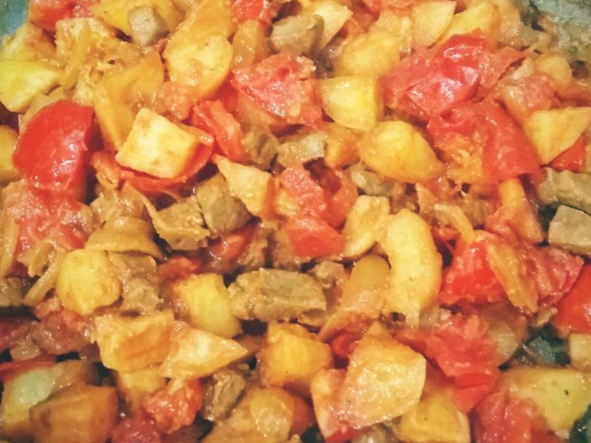 "Iranian streetfood "" Jaghoor Baghoor """