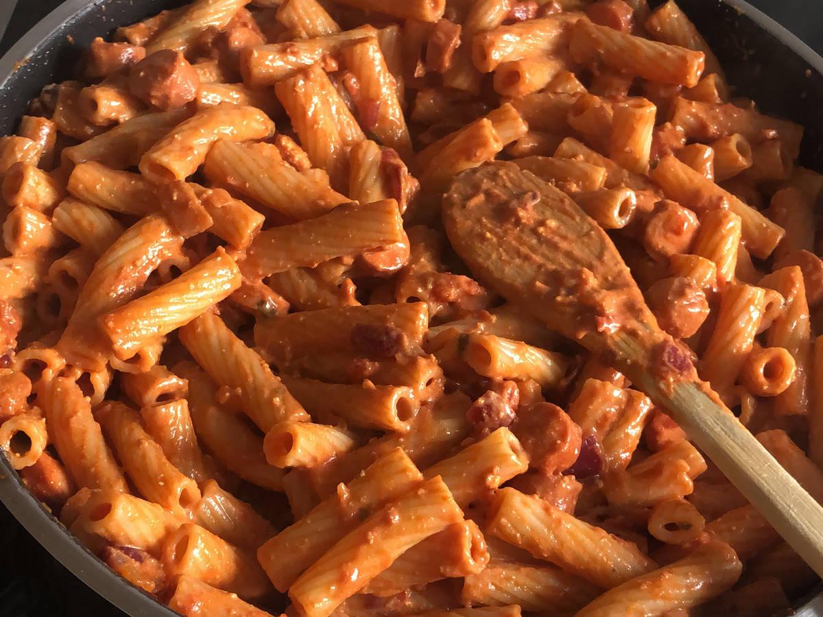 Schnelle und Cremige Tomatensauce