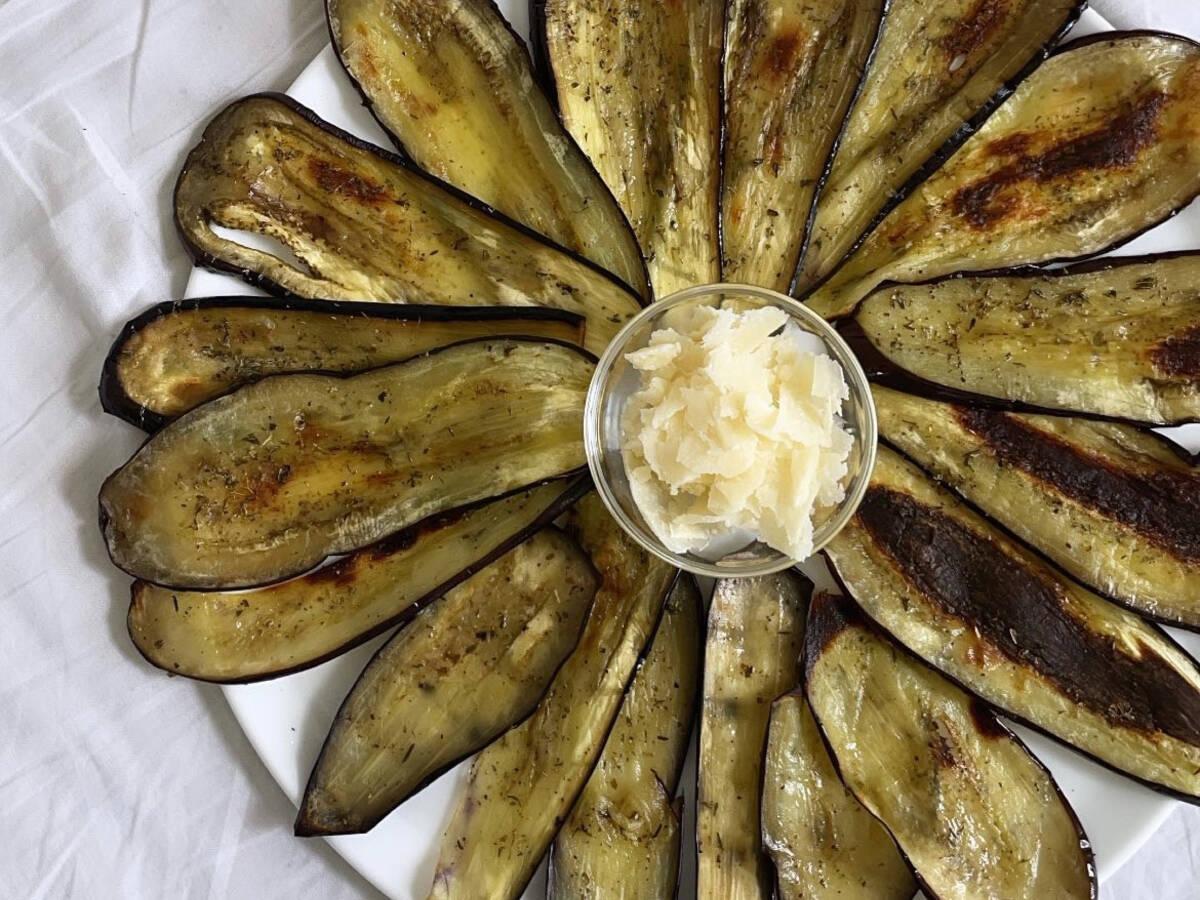 Auberginen-Antipasti