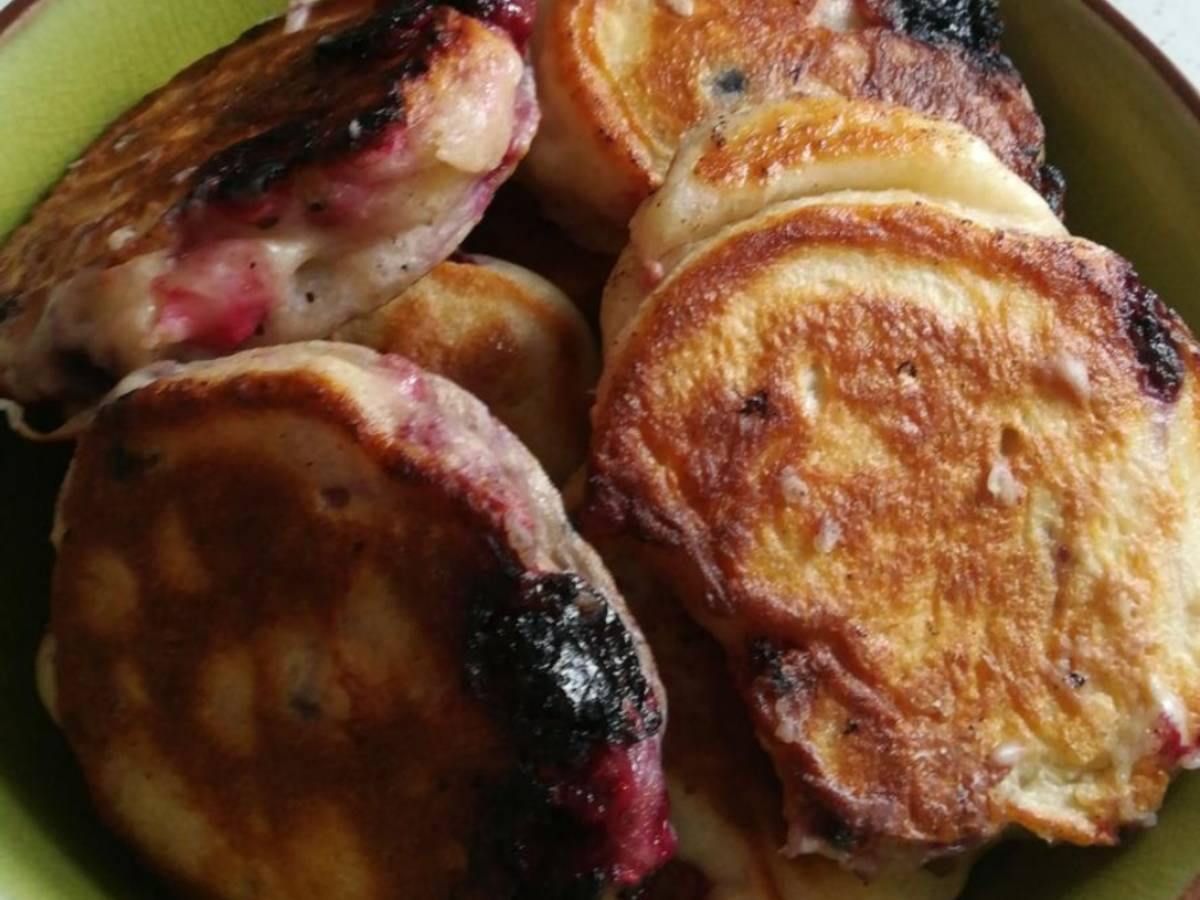 Waitrose Yogurt Pancakes