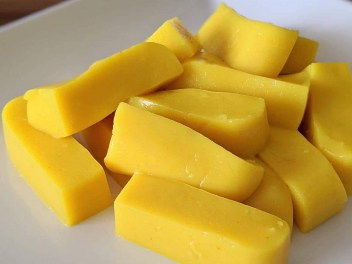 Soy-free Chickpea Tofu (Burmese Shan Tohu)