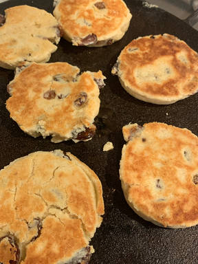 Welsh Cakes (Cage Bach)