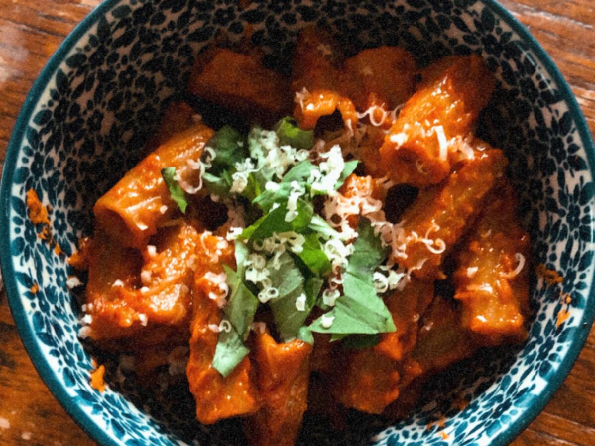 Gigi Hadid Pasta (Spicy Pasta)
