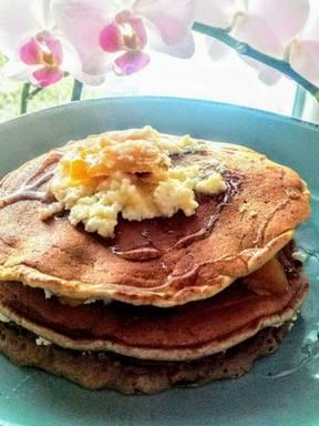 Sugar free ( American ) pancakes