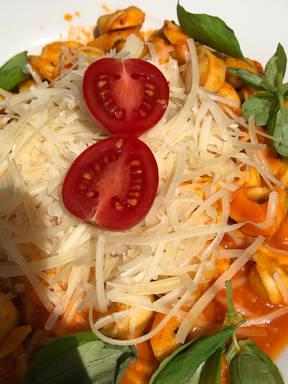 Tortellini Tomate Mozzarella