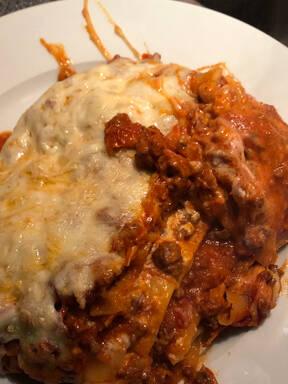 Die beste Lasagne