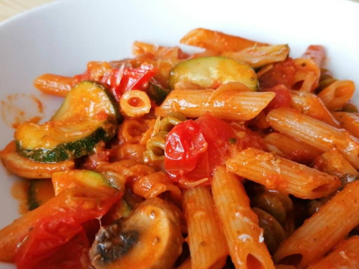 One pot pasta- The one and only