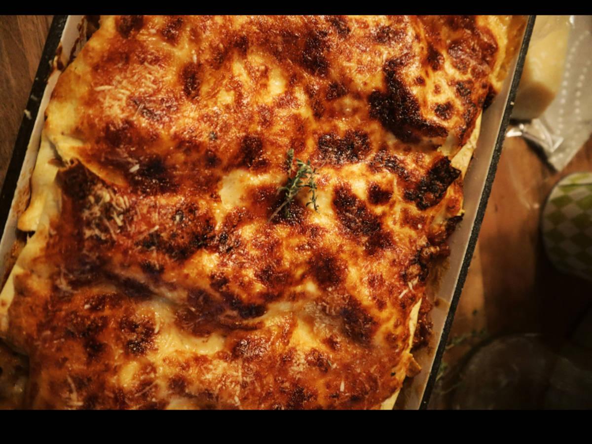 Sloppy Joe Lasagna
