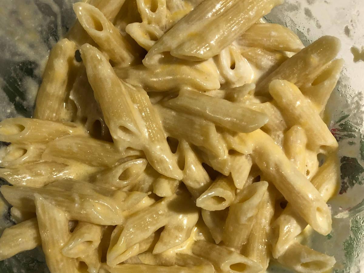 15 min Mac and cheese