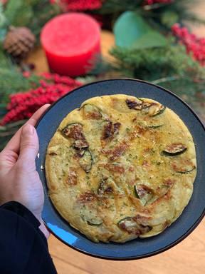 vegane Omelette