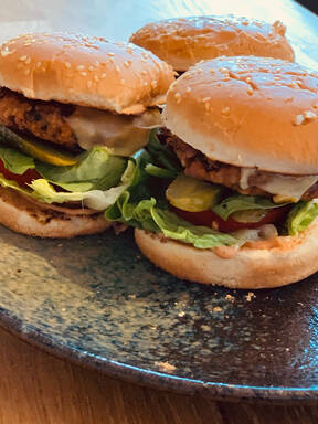 Veggie Burgers / Patties