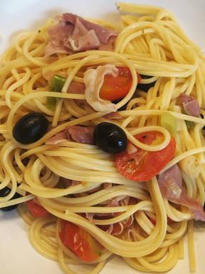 Spaghetti di Parma