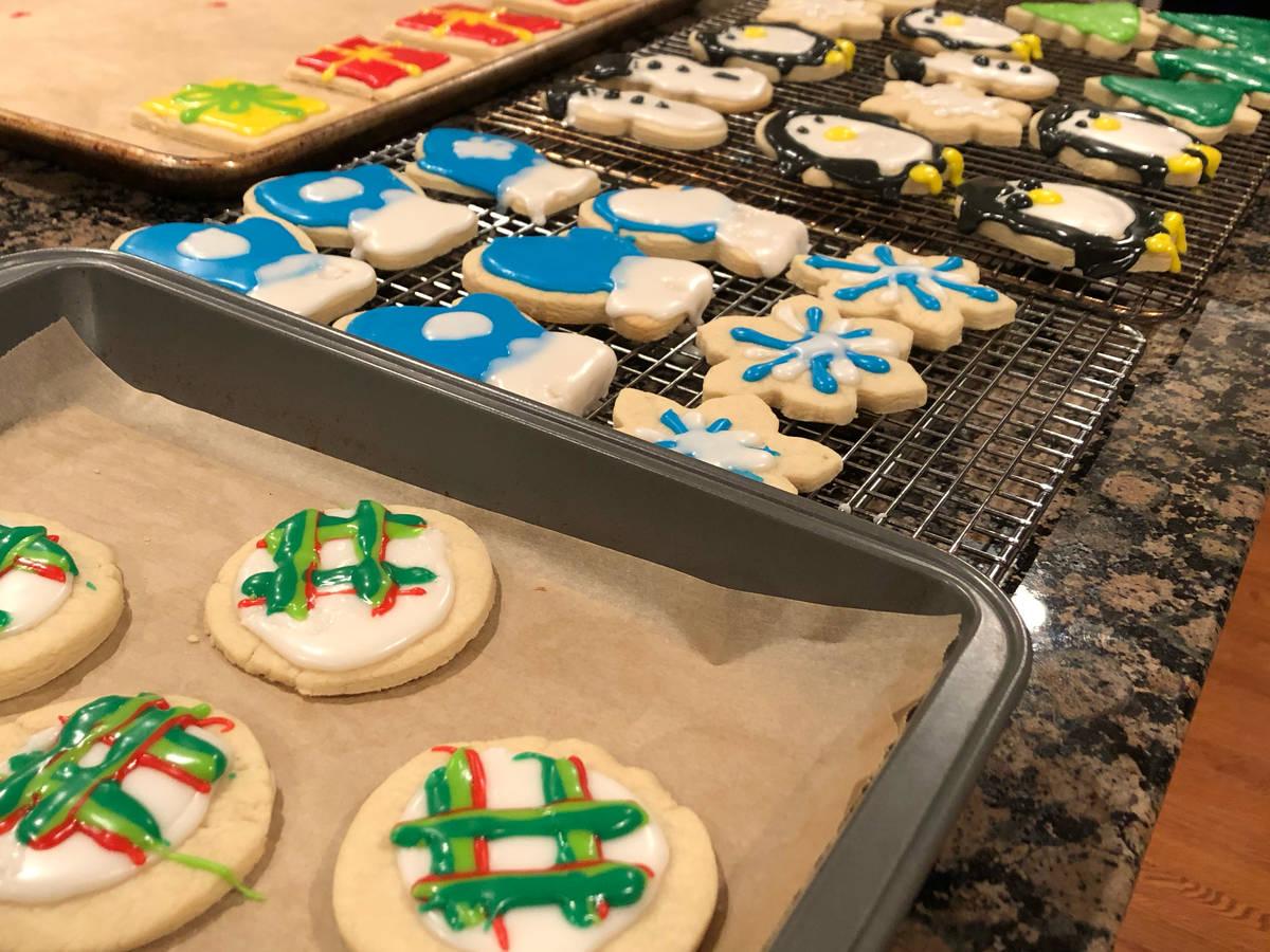 Grandma Jean's Christmas Cookies