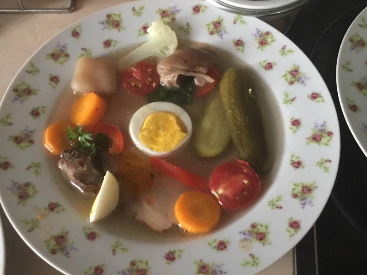 Bayerische Tellersulz