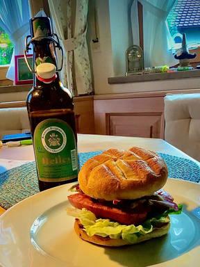 Bayerischer Hamburger