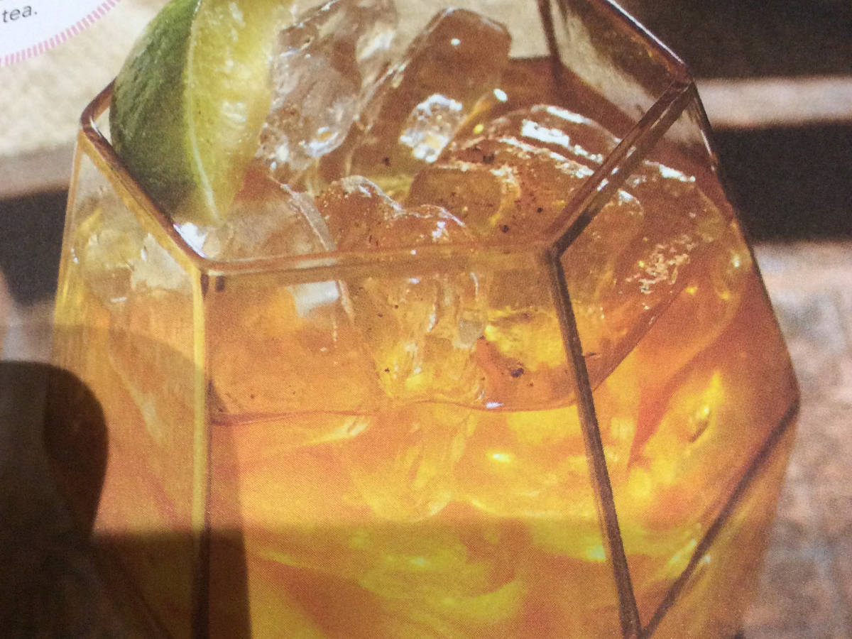 Rum Punch (alcohol free)