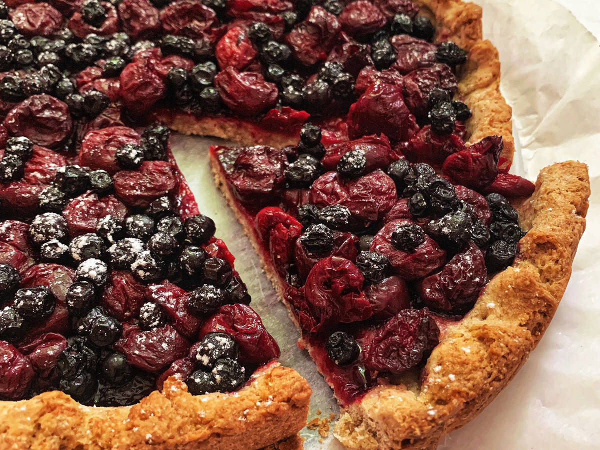 Berry Crust