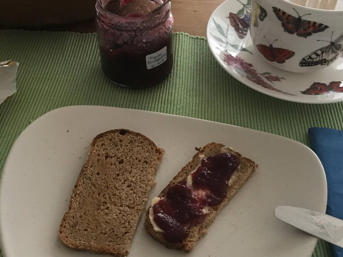Traube Punschgewürze Marmelade