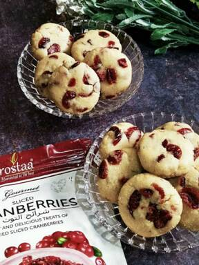 Cranberry Milk Peda