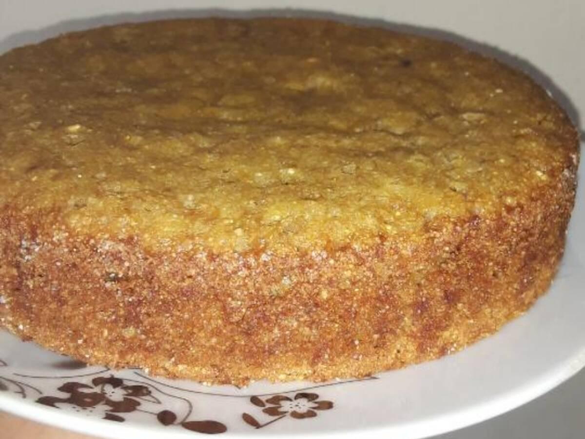 Sarham's banana cake