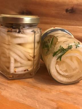 Pickeld Onions