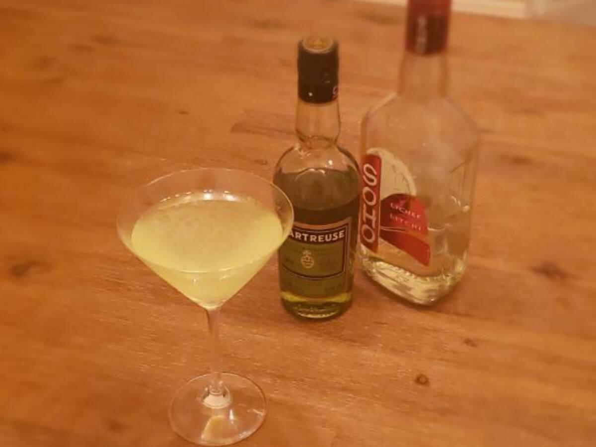 The Sasha Cocktail
