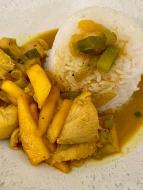 Chicken-Mango-Curry