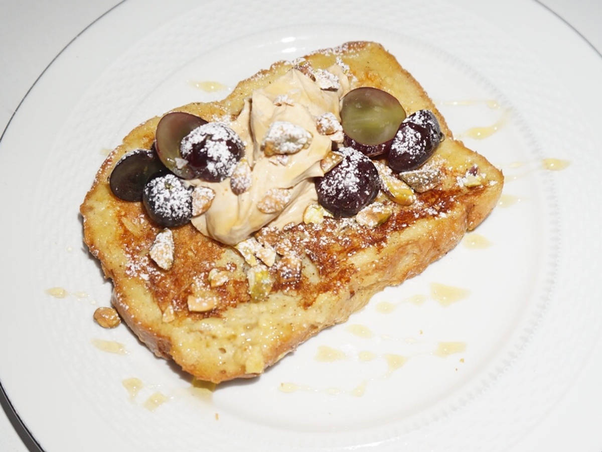 Stockholm French toast