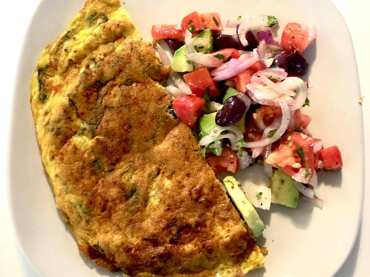 Guevara's Omelette