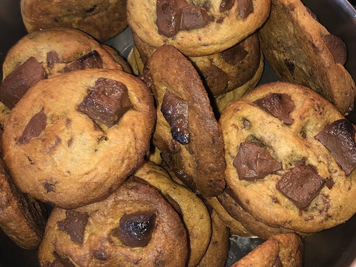 Raphaela's Chocolate Chunk Cookie Recipe