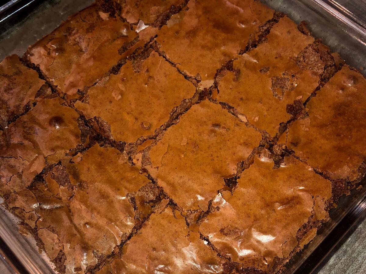 Raphaela's Fudge Chocolate Brownie